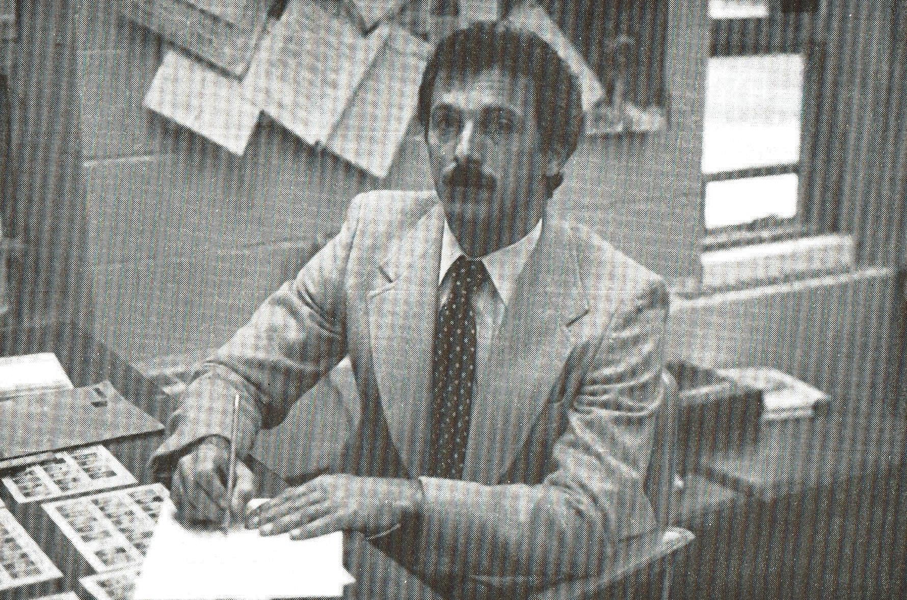Mr. John Miller 1980-81