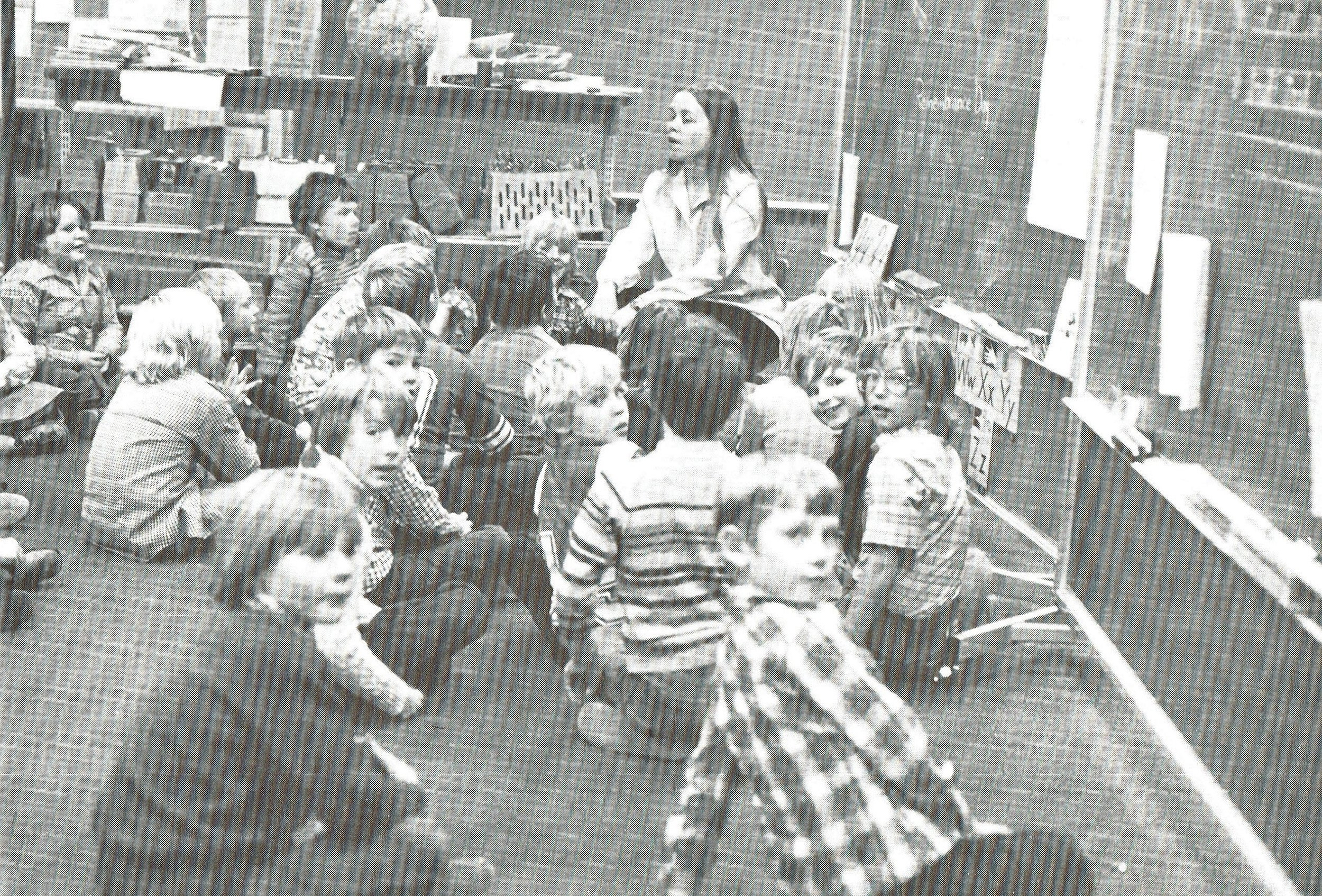Mrs. Shirley Hay 1980-81