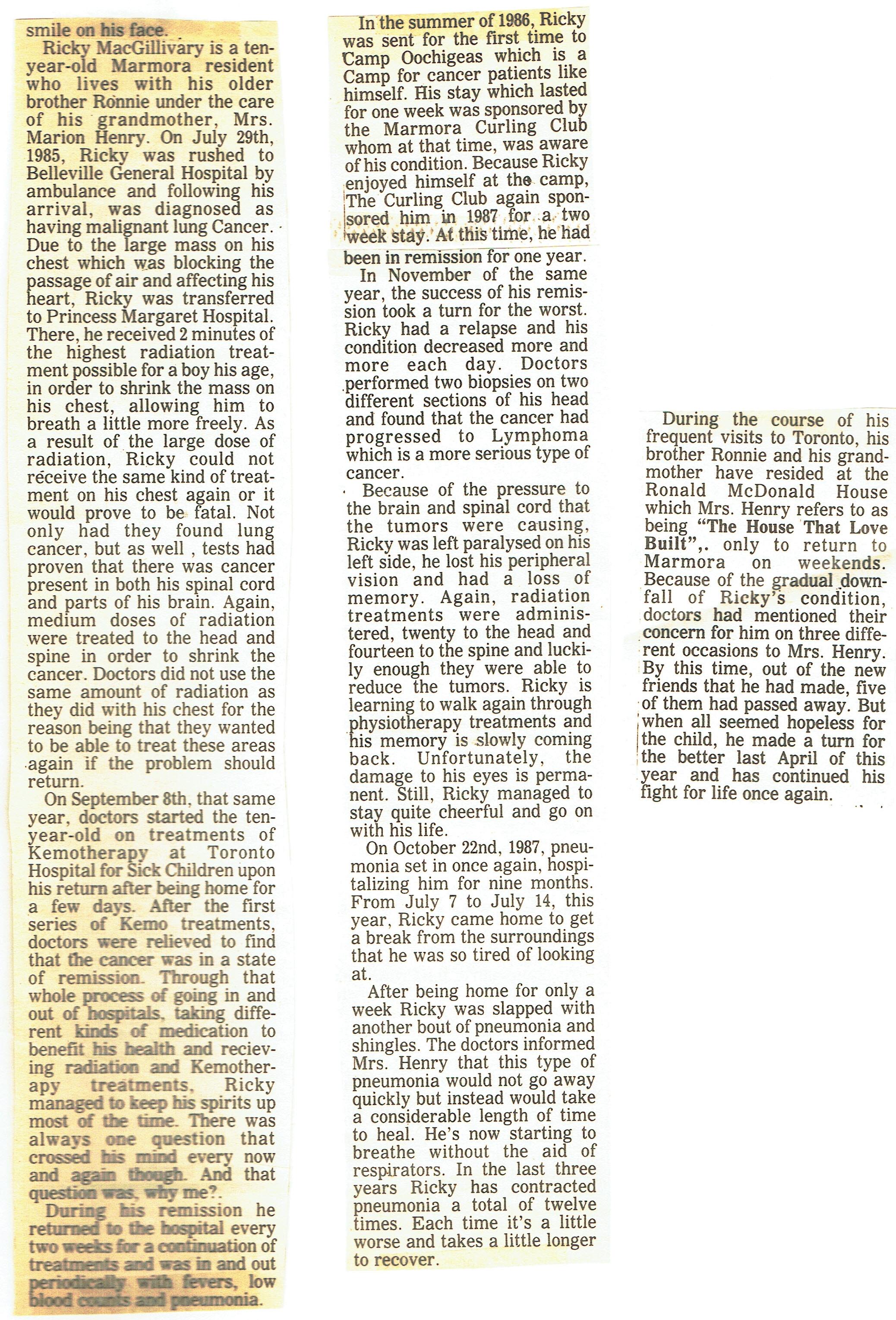 Ricky MacGillvary 1988 article.jpg