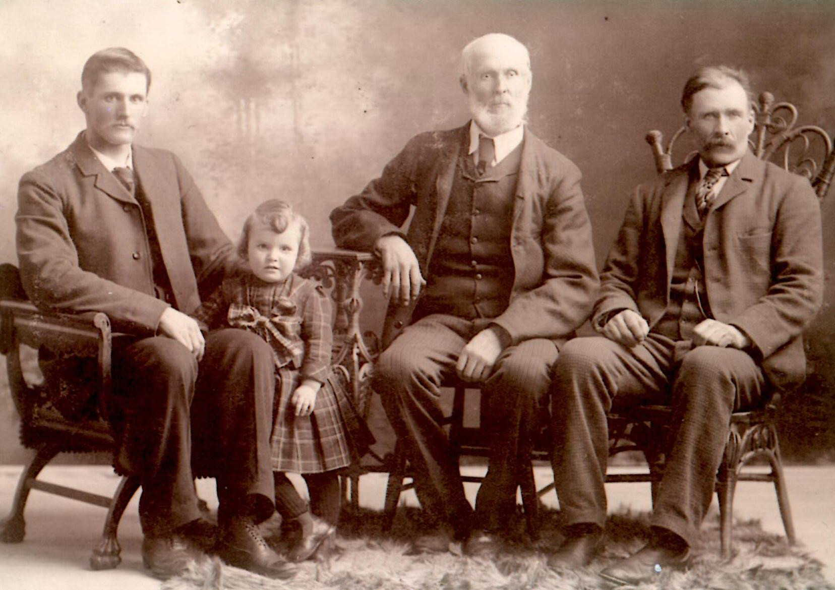 Four generations of Gilmours.jpg