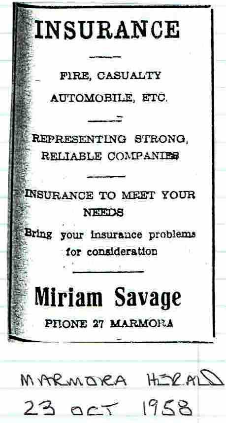 Miriam Savage Insurance.JPG