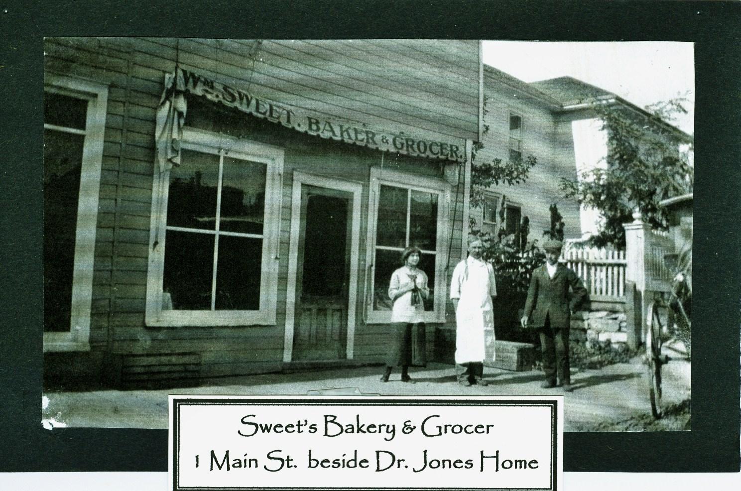 Sweet's Bakery & Grocer, 1 Main Street, beside Dr. Jones' Home.jpg