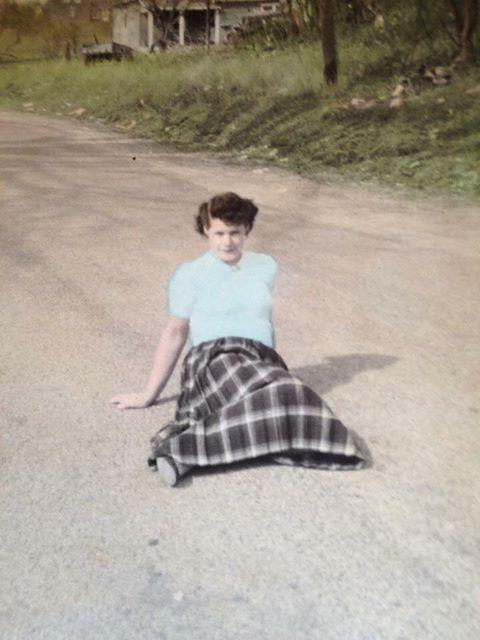 Anna Rosemary Quinlan Woods