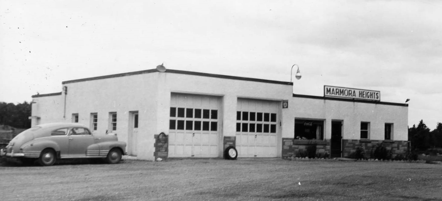 Marmora Heights Esso which later became the relm club
