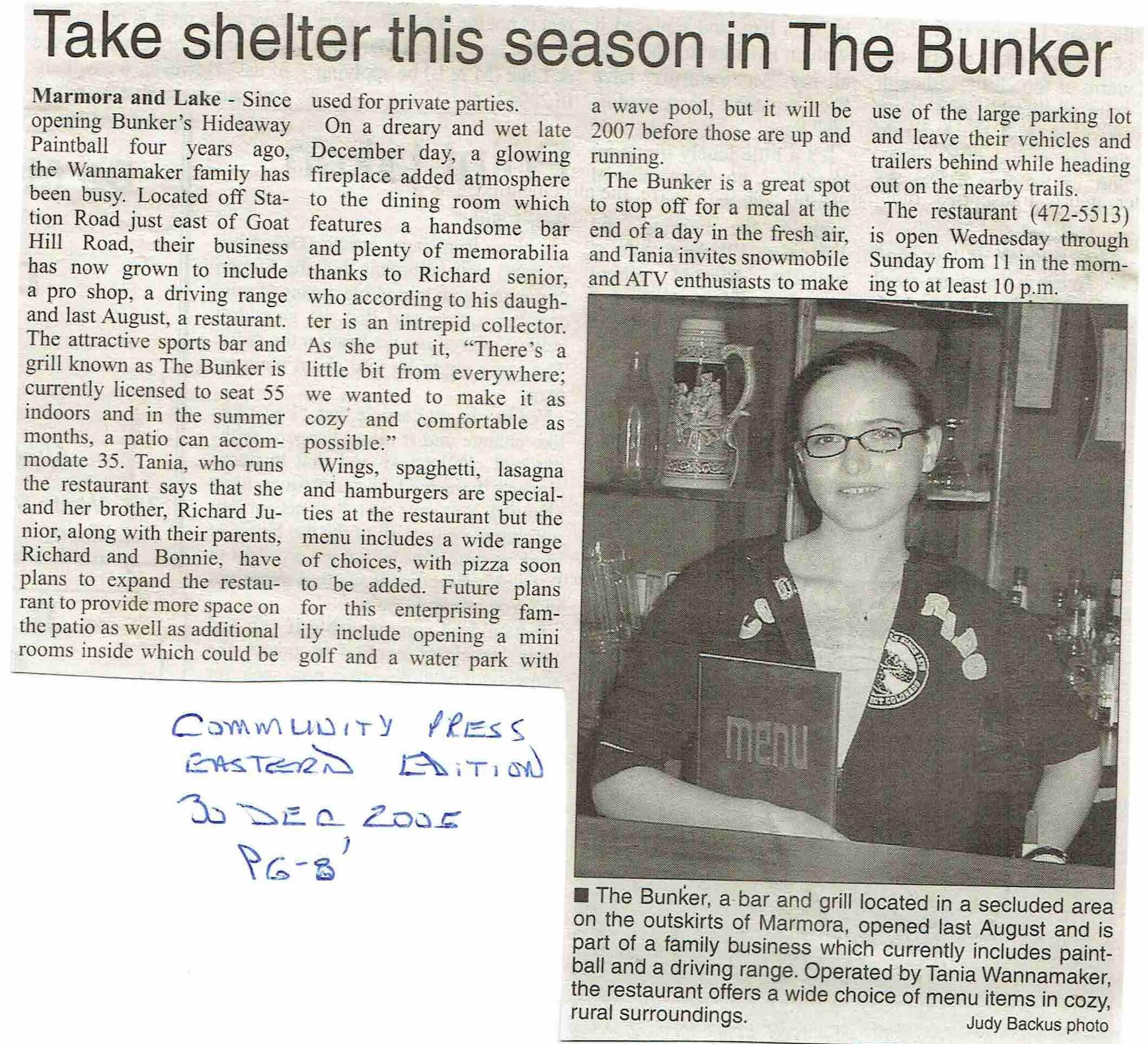 2005 Bunkers.JPG