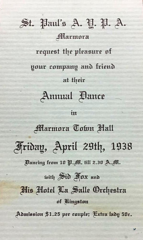 St Paul's 1938 Dance Town Hall.jpg
