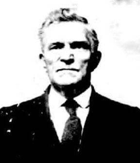 Edwin Henry Aunger 1919 Passport photo
