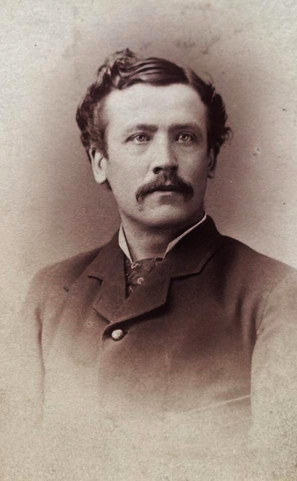 Patrick Crawford Shannon , born 1853 Marmora,, Son of Daniel Shannon & Margaret Crawford
