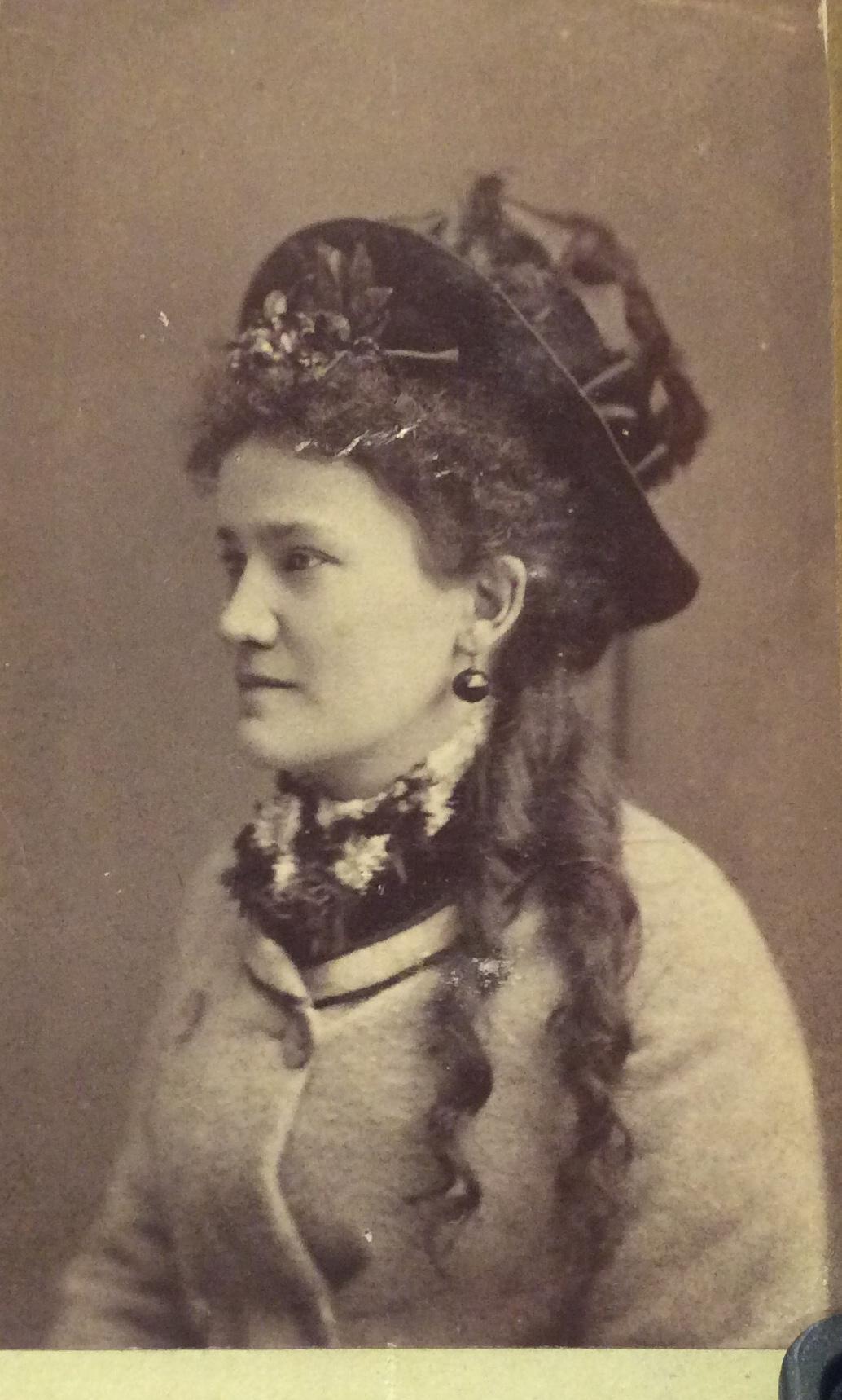 "Elizabeth Anne ""Anna"" Shannon Elliott 1855-1936"