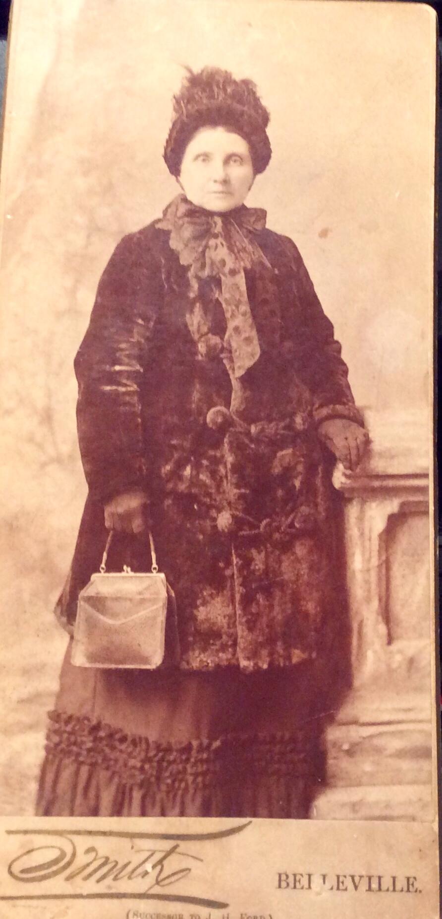 Sarah Elizabeth McGee Dempsey 1832-1920