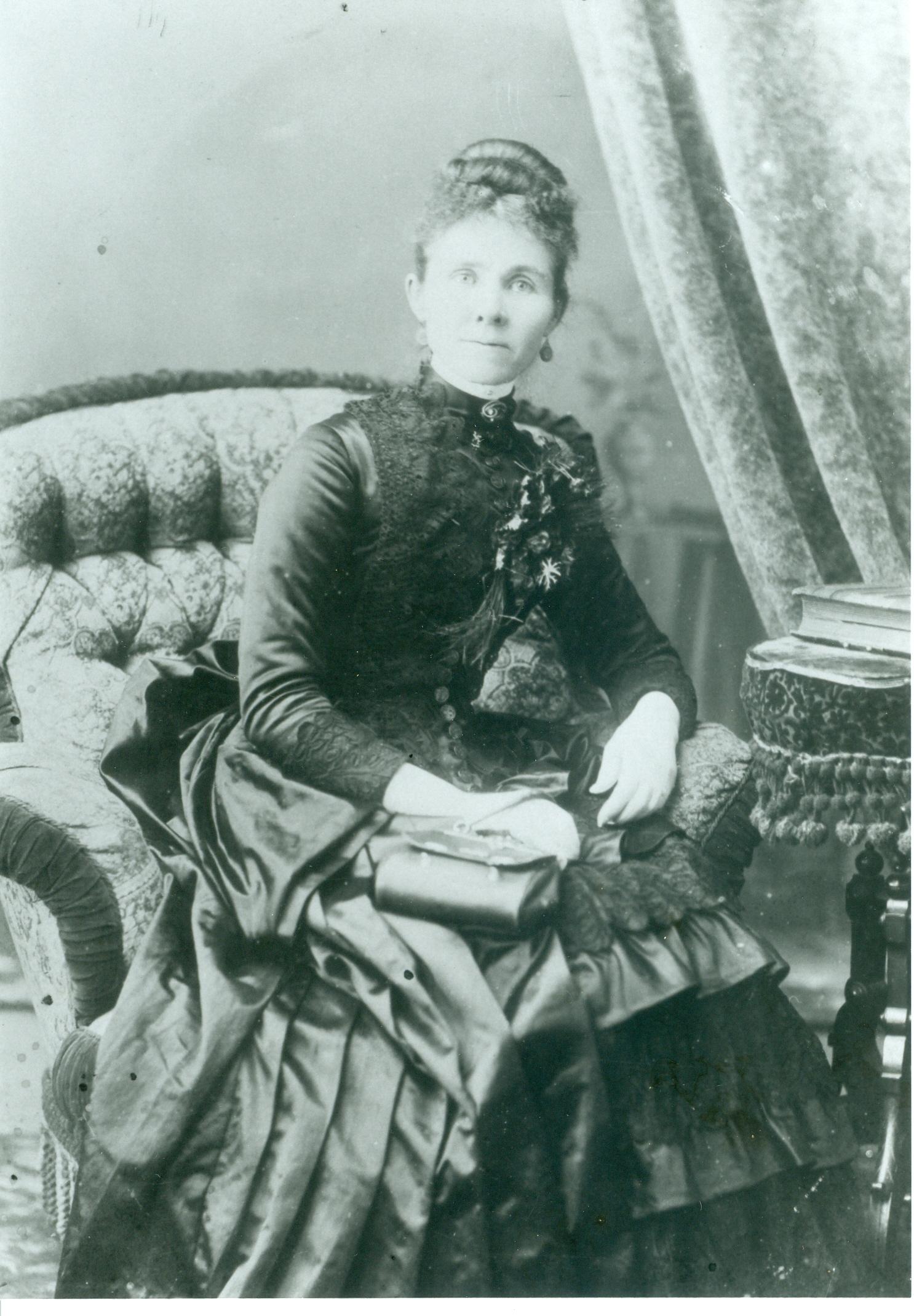 Margaret Crawford Shannon  1829-1890