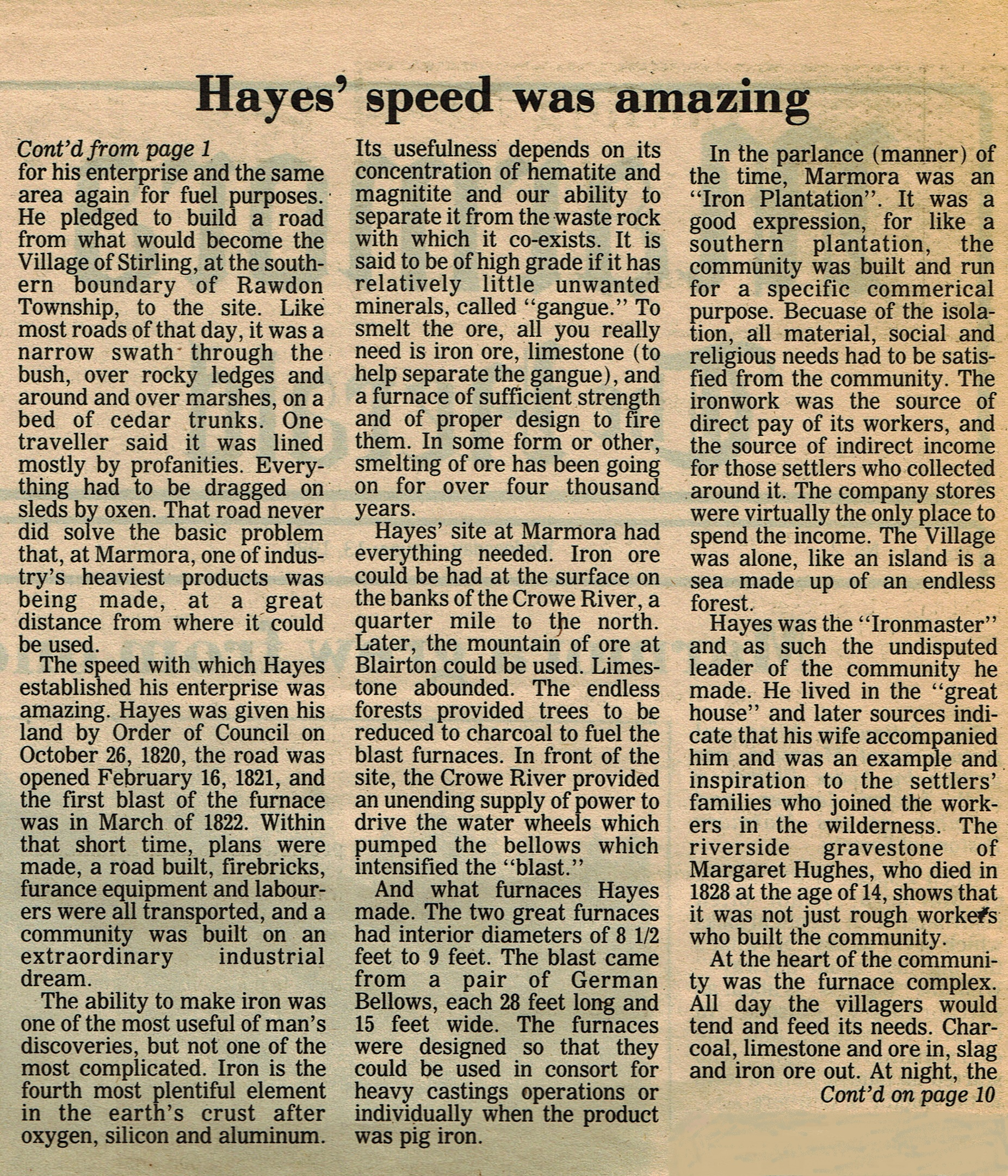 Chrles Hayes, Marmora Herlad (2).jpg