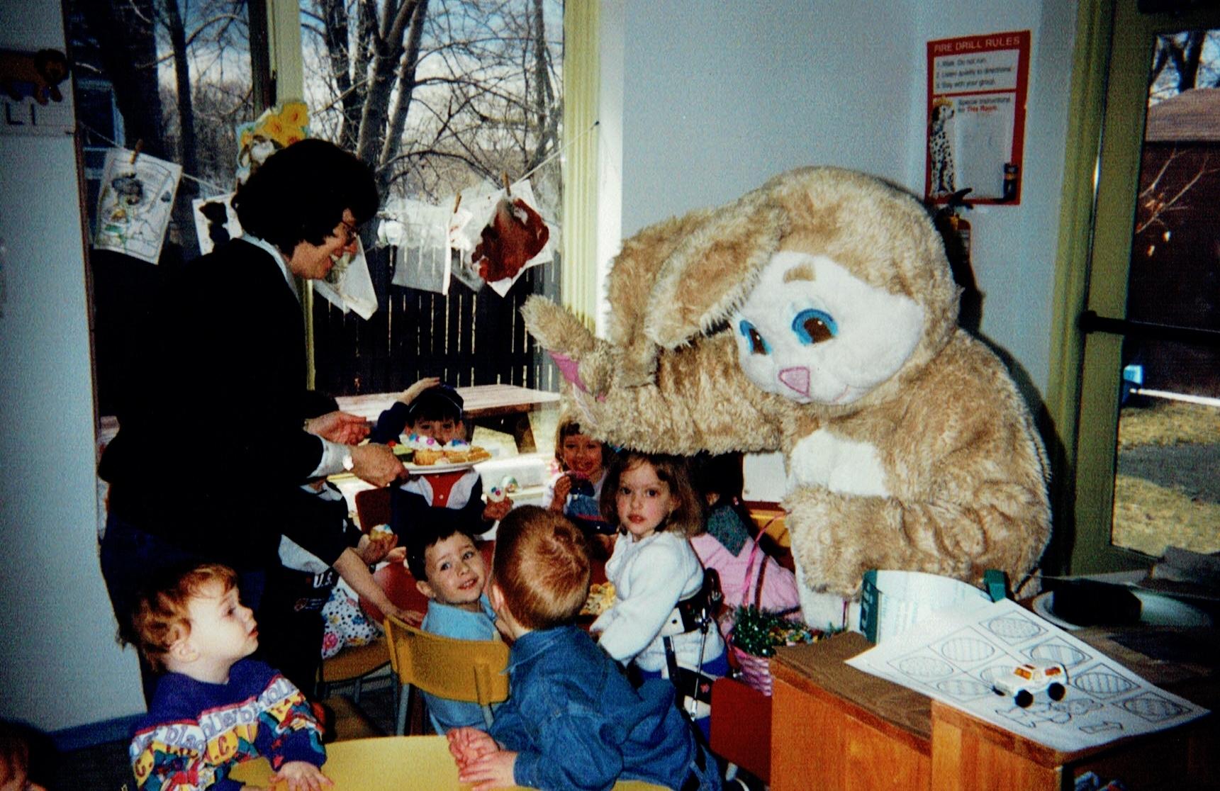 Easter bunny at nursery School.jpg