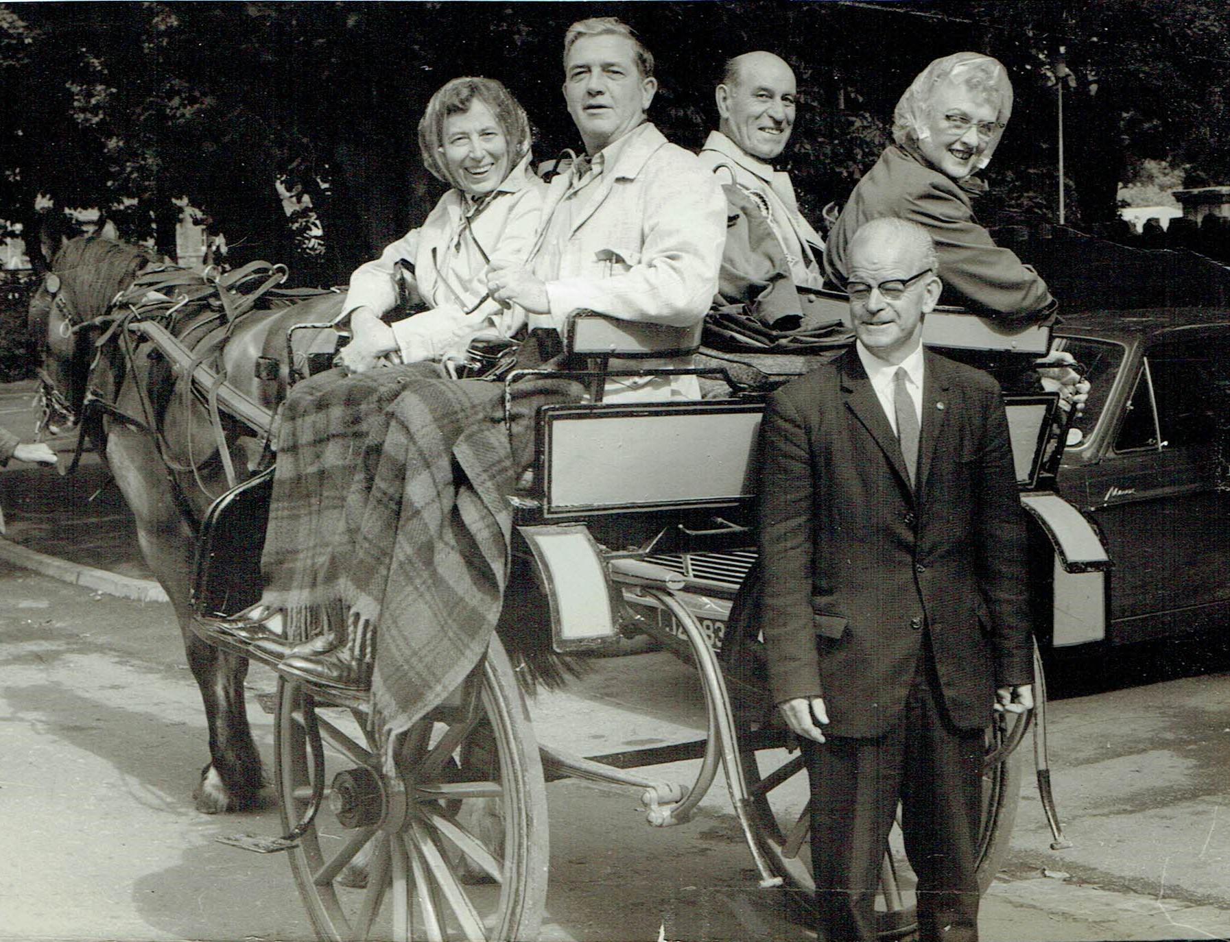 Bonnie McCarthy, Dr. Tom McGarthy, Chuck Brady, Helen Brady, Ireland.jpg