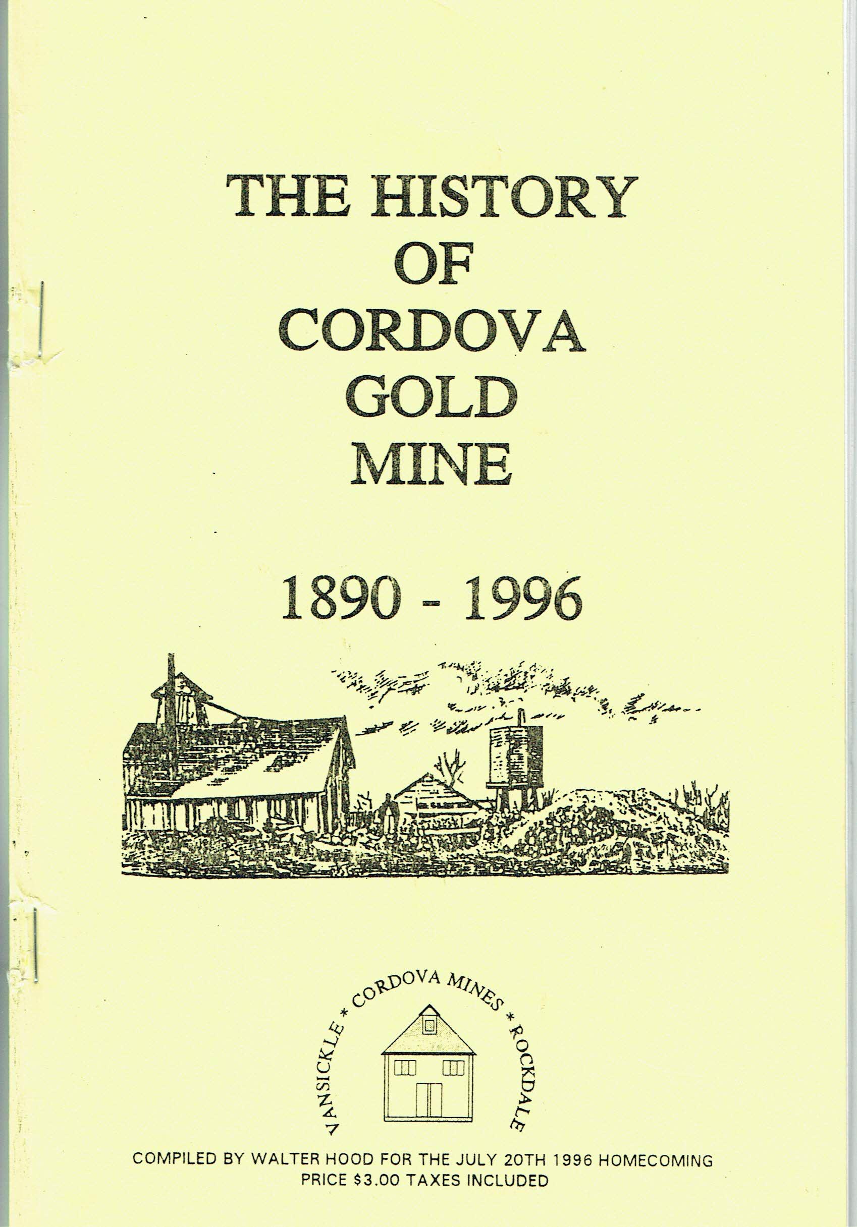 History of Cordova Gold Mines Cover.jpg