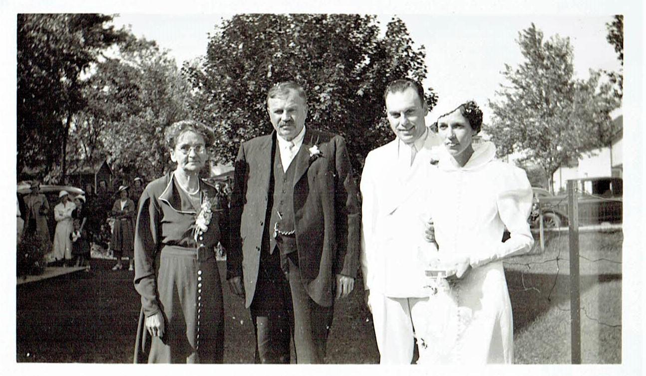 The Gladneys, Helen Gladney and Arnold JOnes.