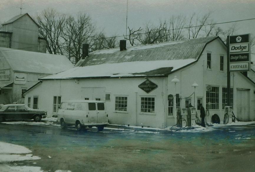 McKeown's Garage