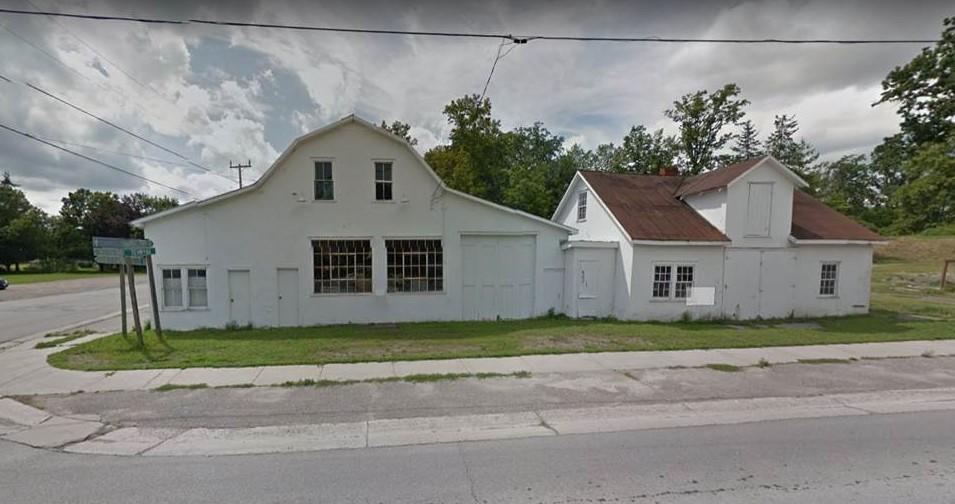 2017 Formerly McKeown's garage