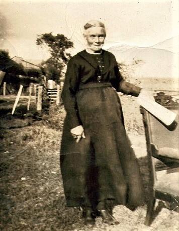 Elizabeth Briggs, great grandmother of Ron Barrons