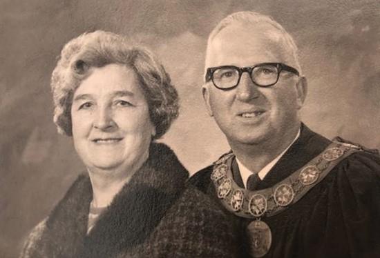 John Wilkes, Warden, & Margaret