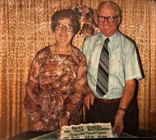 Margaret & John Wilkes