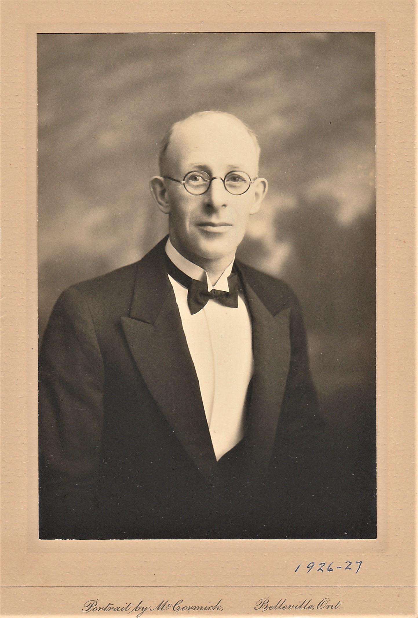 David Ernest Bell 1926-27.jpg