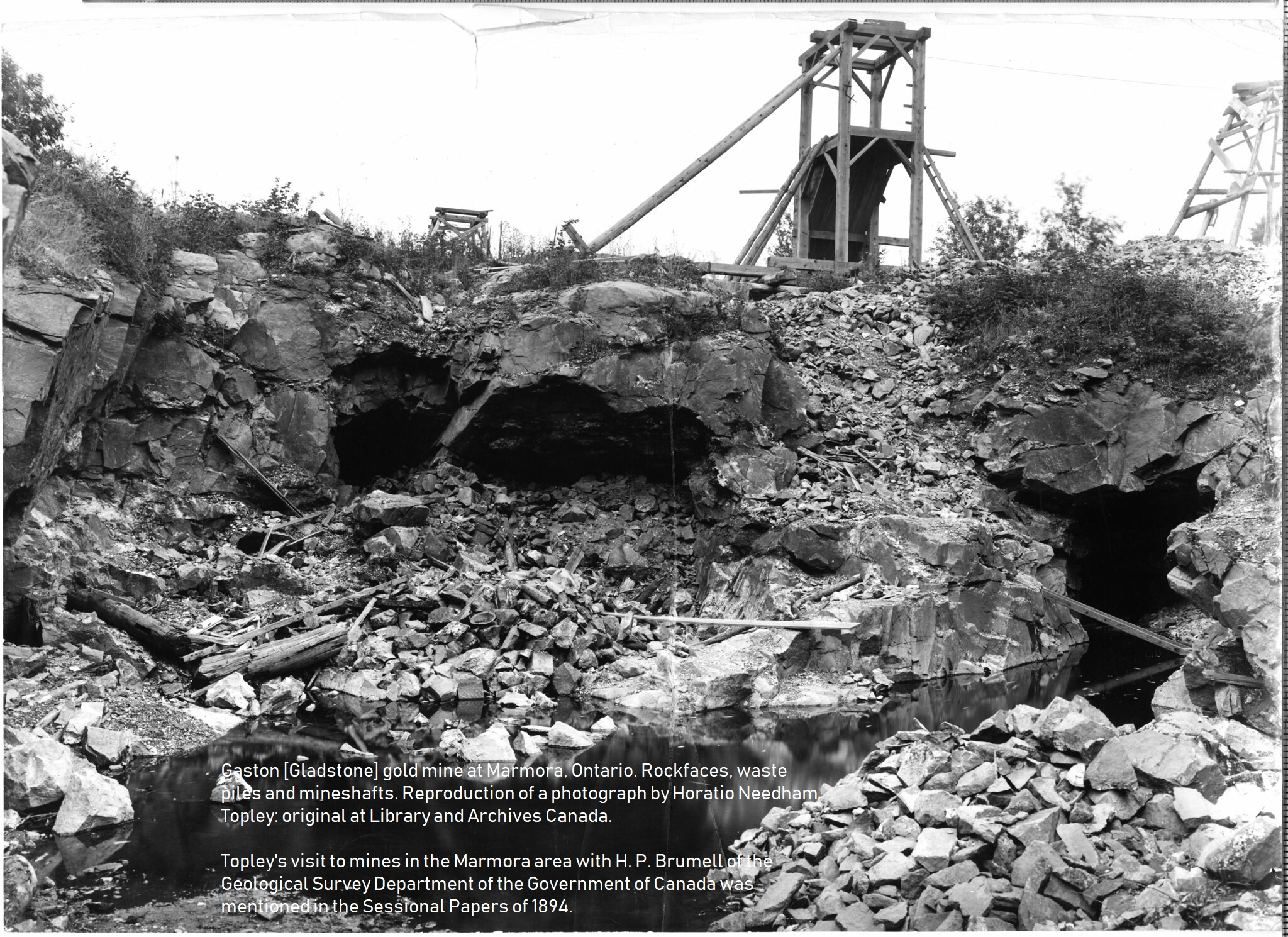 Gladstone Mine (gold) c. 1880  Lot 17, Concession XI. .jpg
