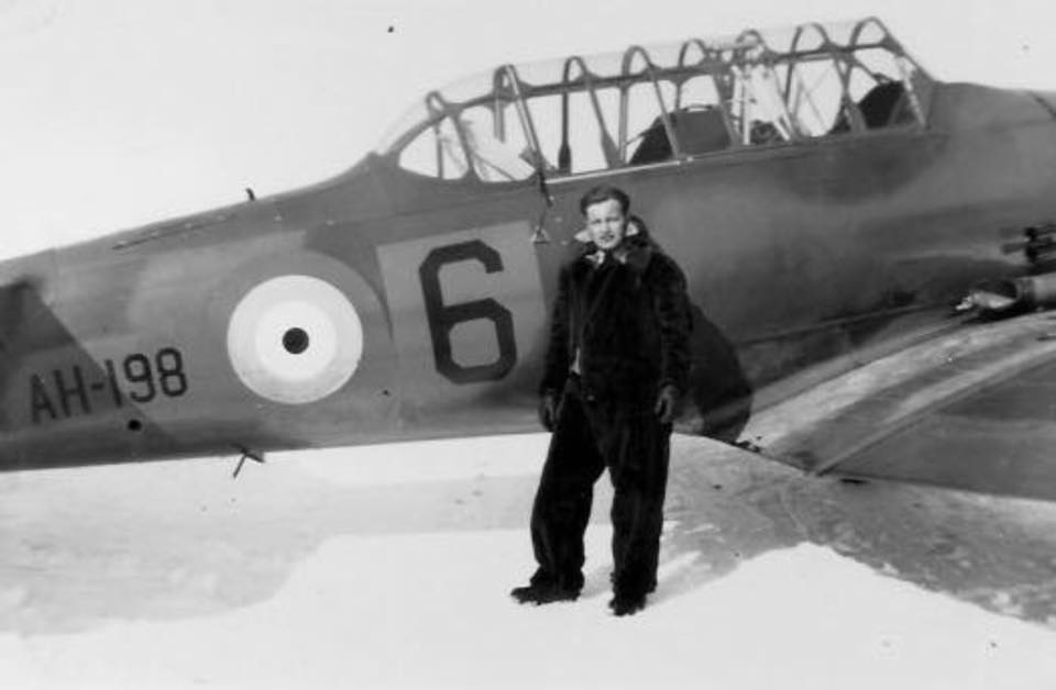 Vern Rutherford RCAF