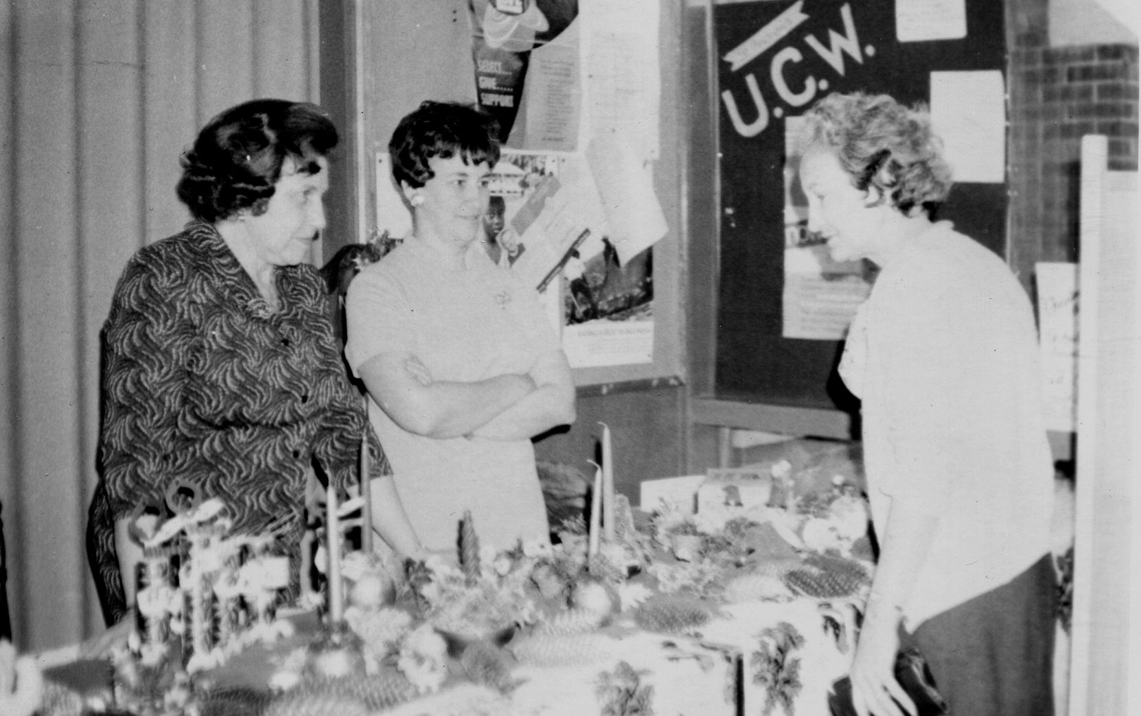 Mrs.Dick Koleski, Marg Gray, May Madgett .jpg