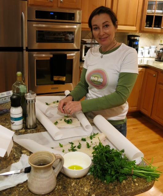 marjorie in kitchen.jpg