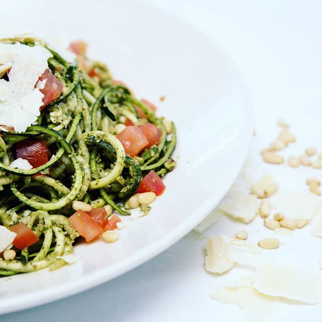 Zucchini Salade #stampproperfoods #freshfoods #veganfoods #healthyfoods
