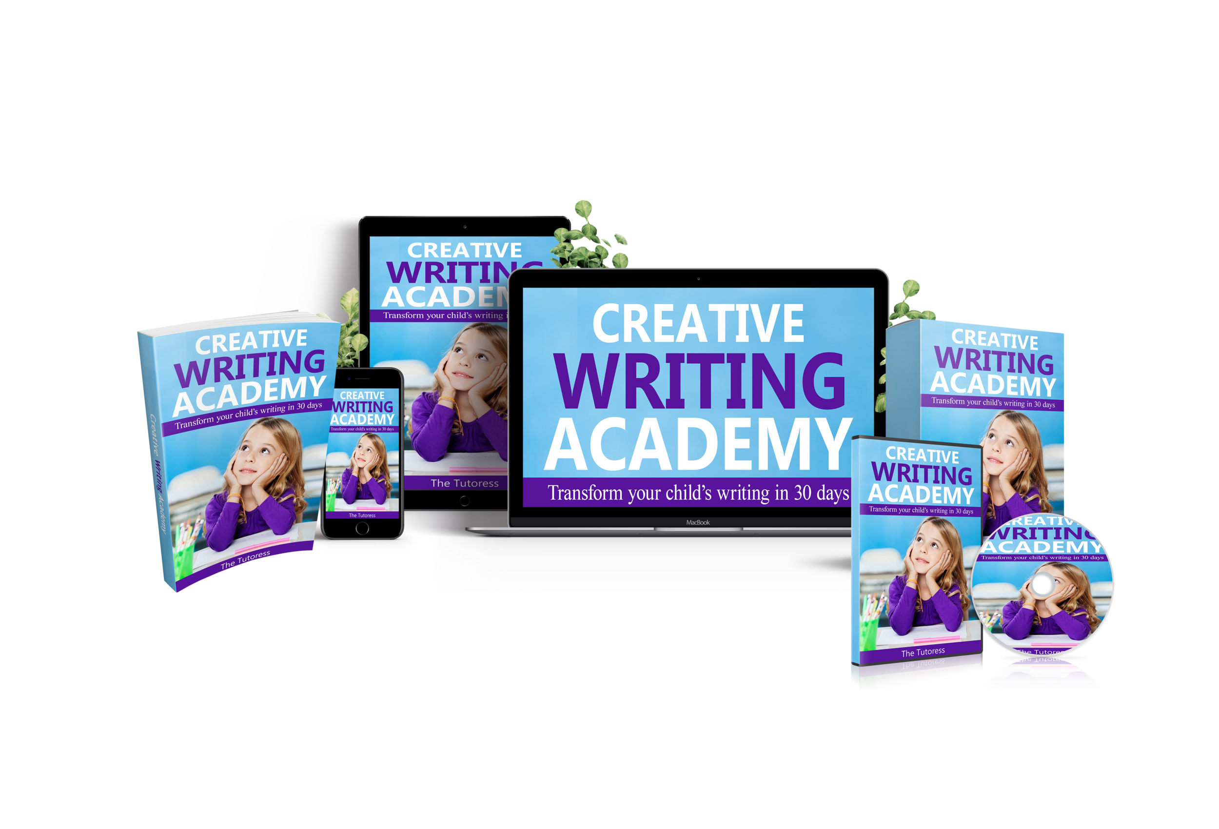 creative writing academy tutoress