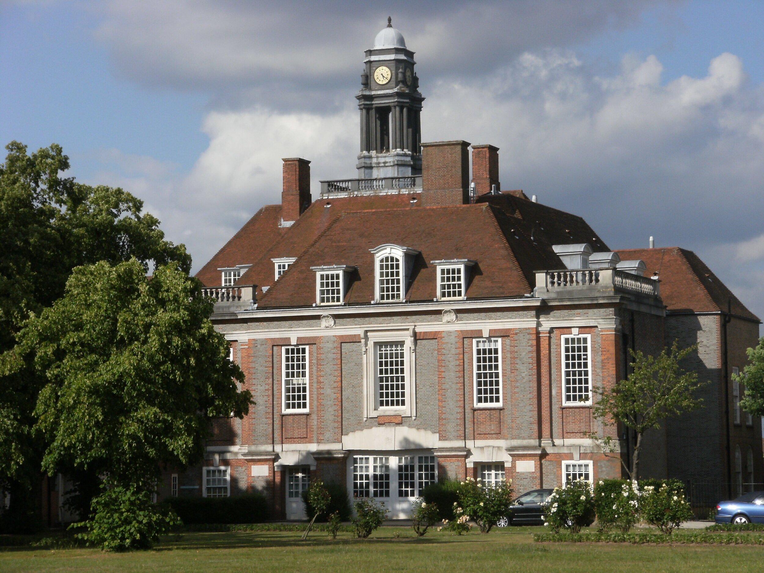 A picture of Henrietta Barnett School*