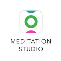 The Meditation Studio app features over 250 un-complicated and engaging guided meditations.  Founders:  Cyd Crouse and Patricia Karpas