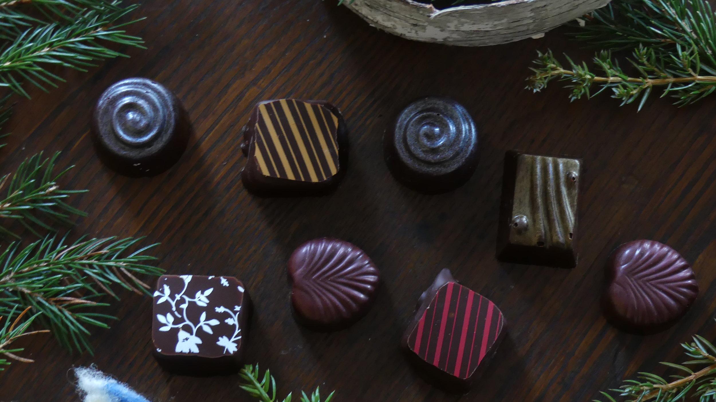 Caramels & Bonbons