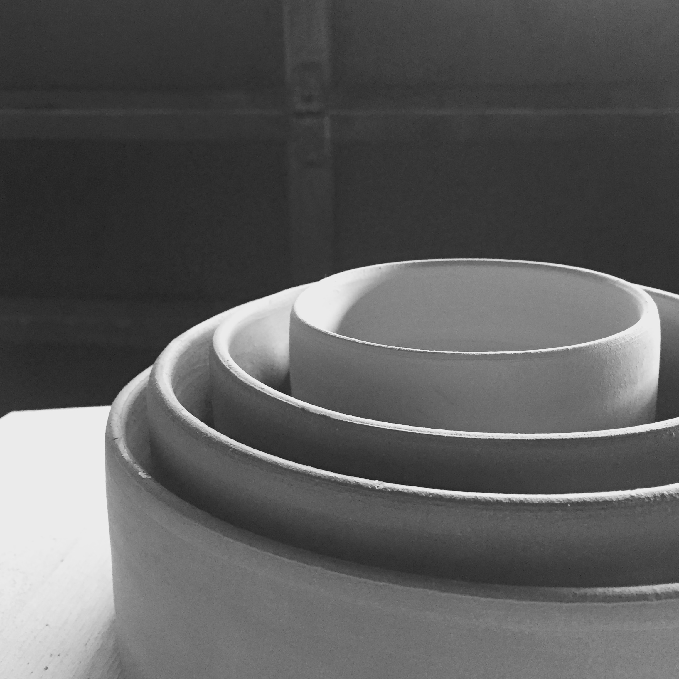 Some nesting bowls.  Just because.