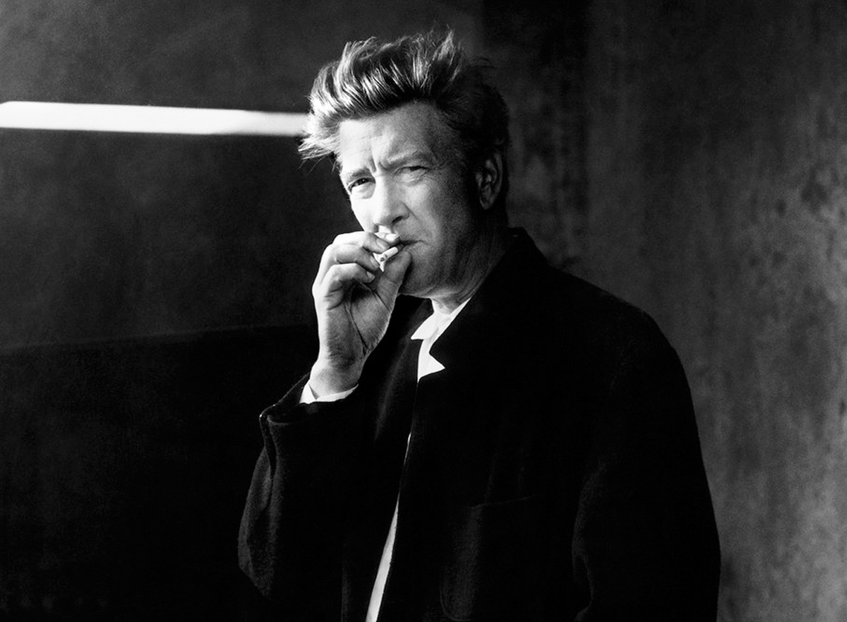 David Lynch, an American filmmaker, painter, musician, actor, and photographer