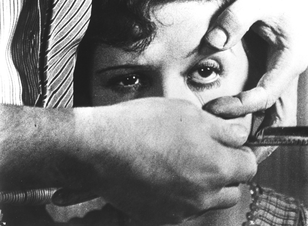 Un Chien Andalou, a 1929 Franco-Spanish silent surrealist short film by Luis Buñuel and artist Salvador Dalí