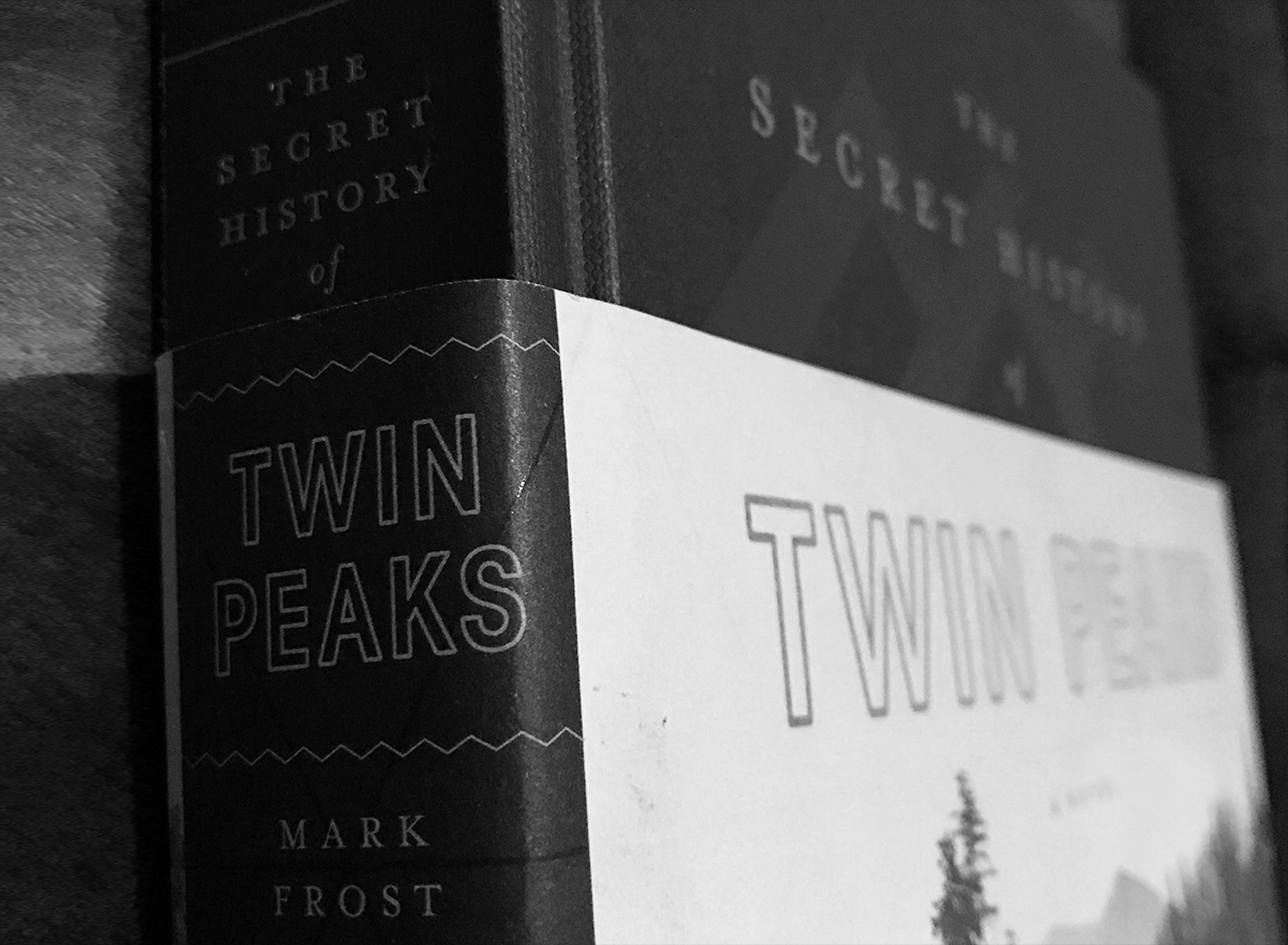 The Secret History of Twin Peaks, a novel by Mark Frost