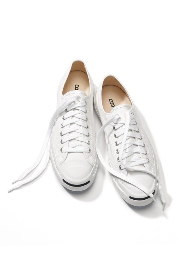Converse, Jack Purccell, White, Men's
