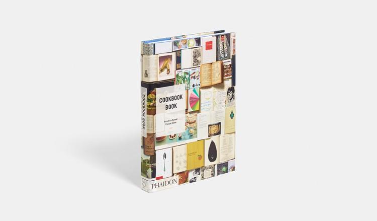 A  book  about cookbooks.