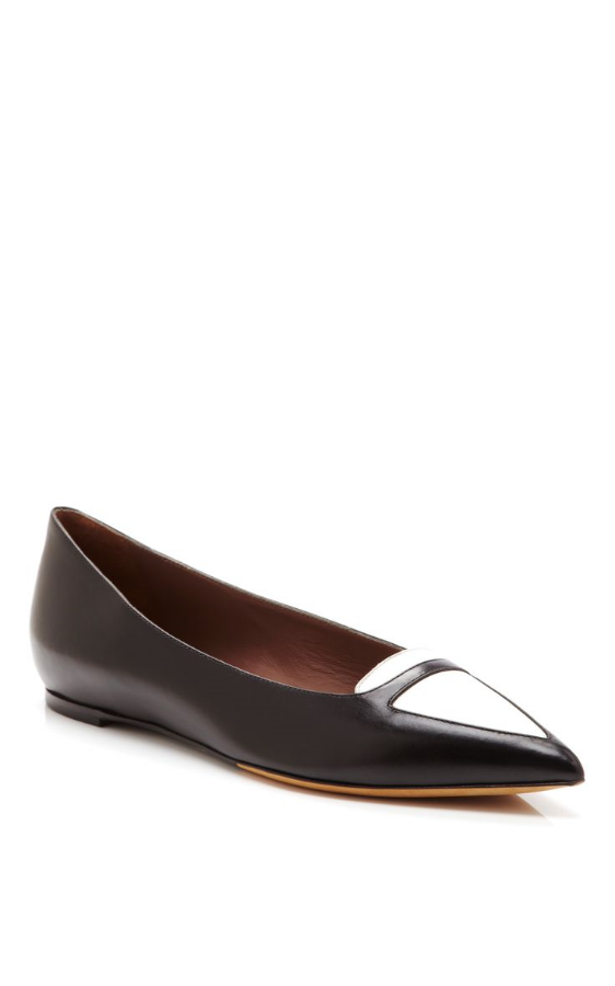 More specifically -  these loafers.