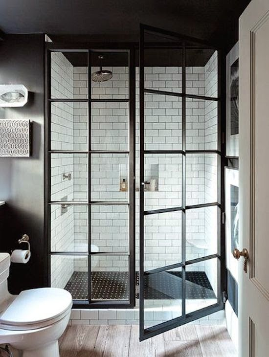 This  windowpane shower .