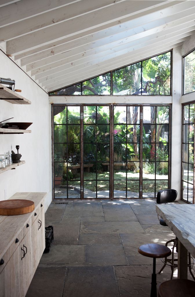 This space with  that window  and that view.