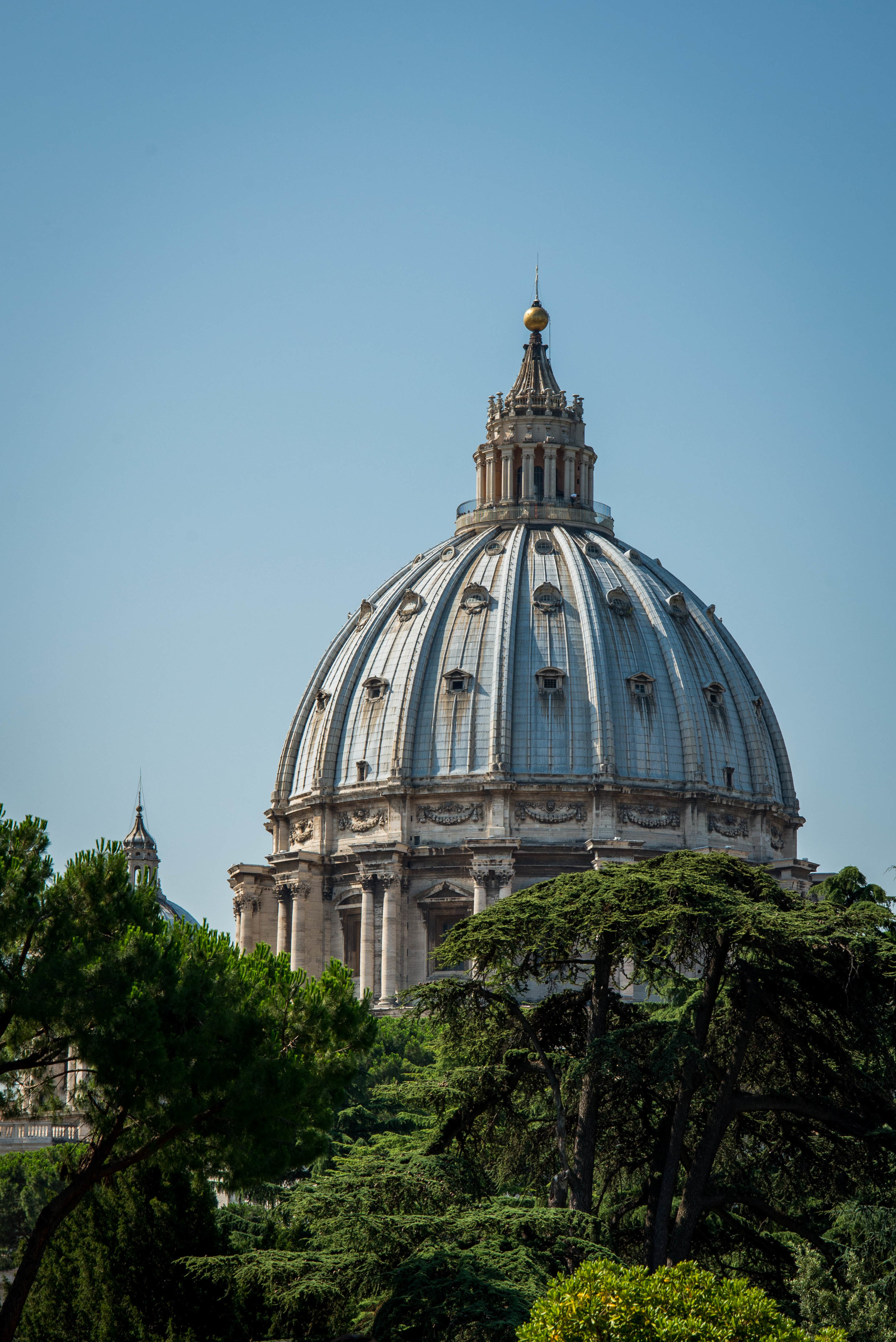 The Dome of St. Peters