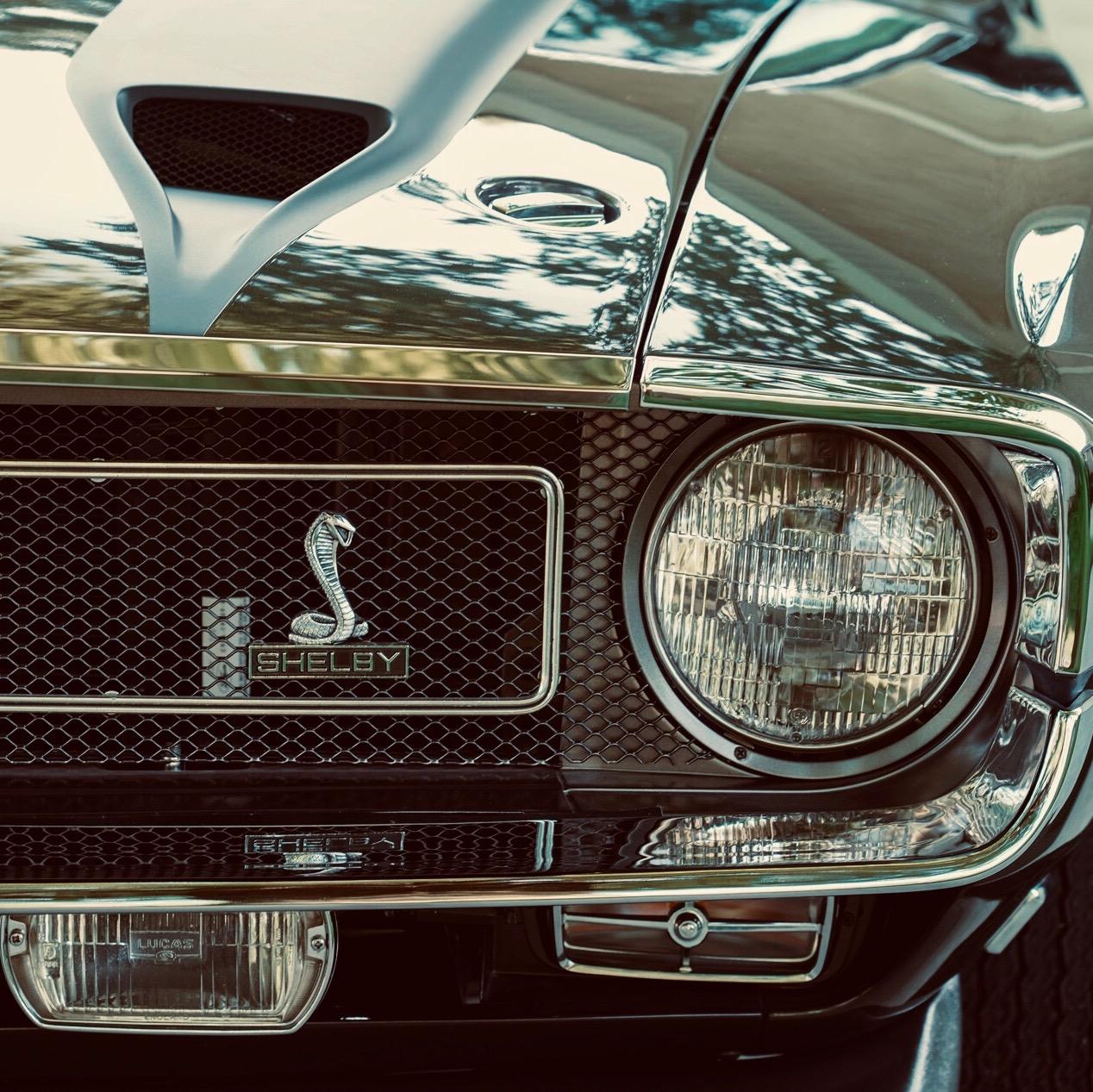 1967 SHELBY GT350 GT500 MUSTANG LUCAS LAMP LIGHT WIRING