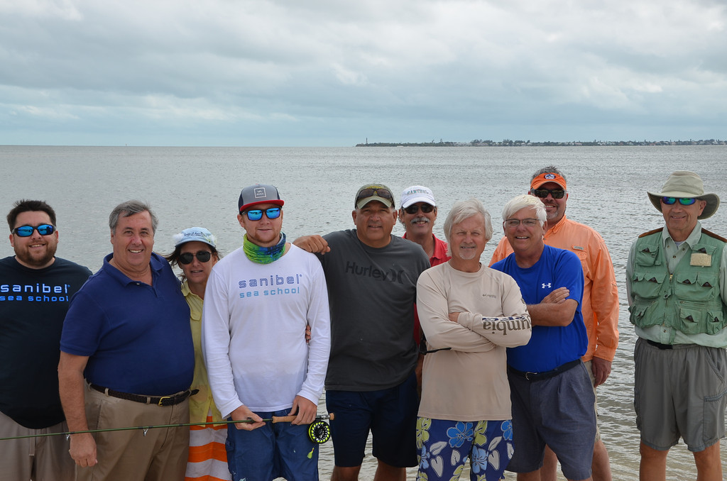 Students in Sanibel Sea School's Fishing Fridays course will learn practical fishing skills.