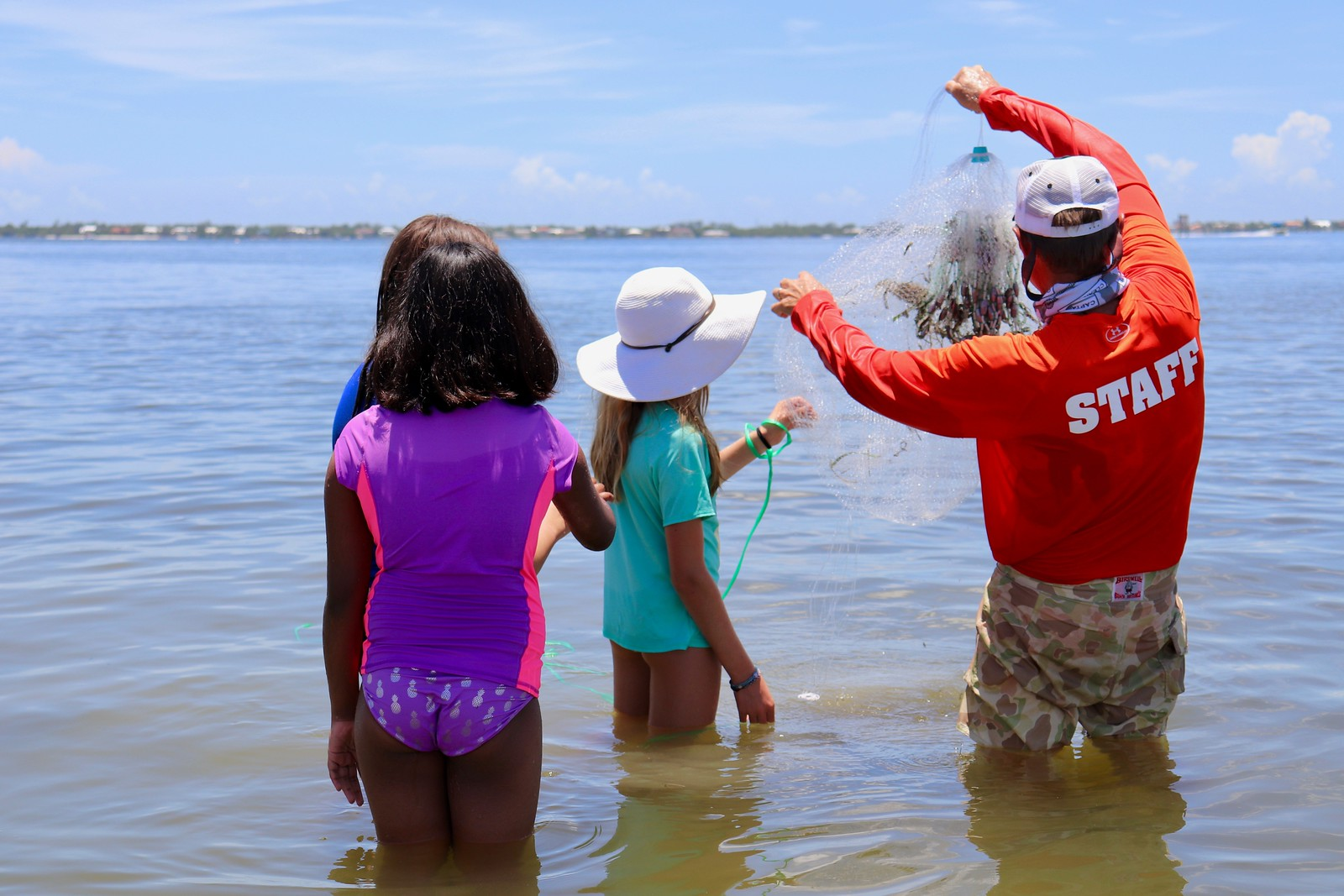 Sanibel Sea School will offer after school fishing and surfing lessons in March and April.