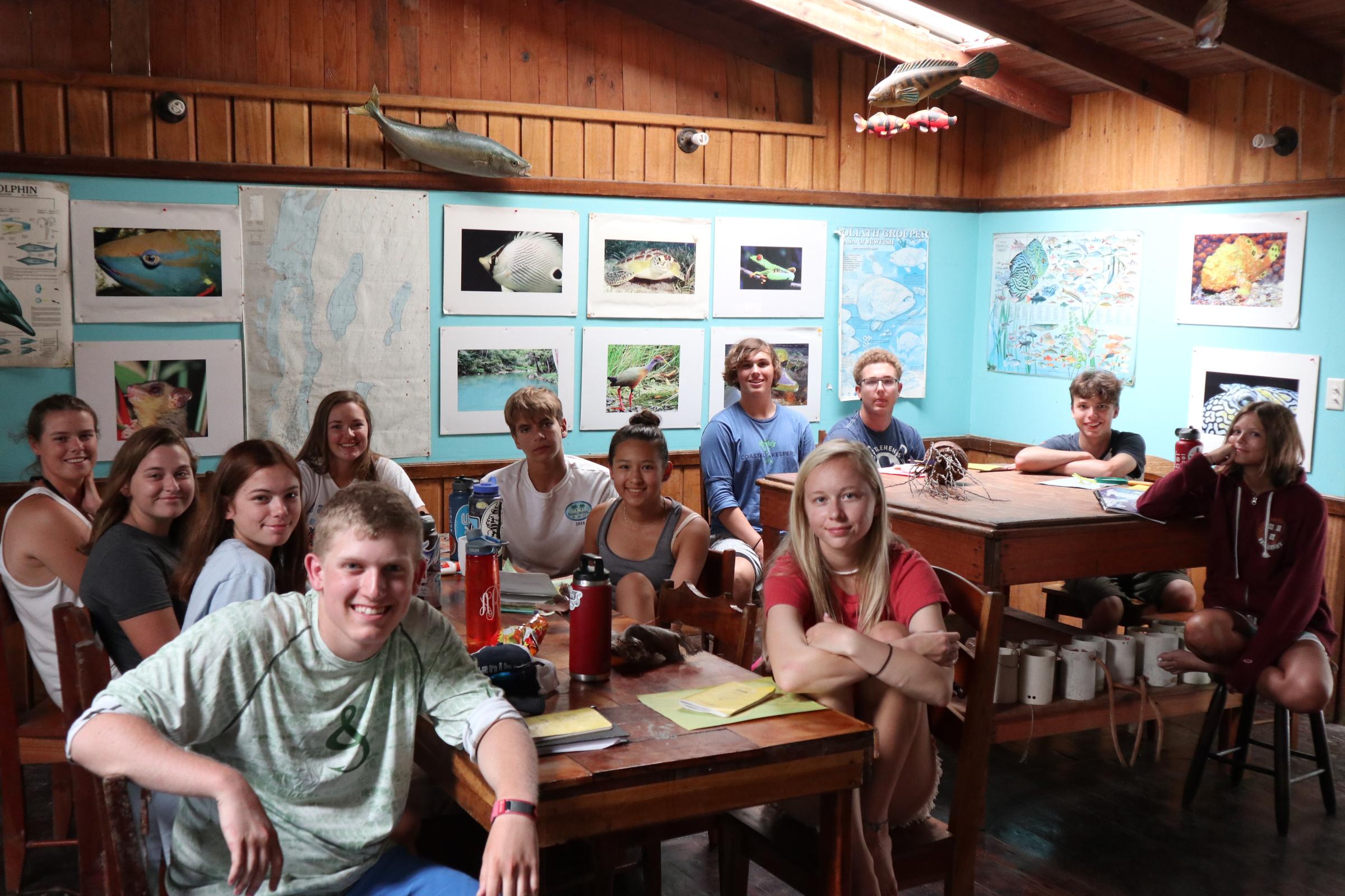 Photo: Sanibel Sea School