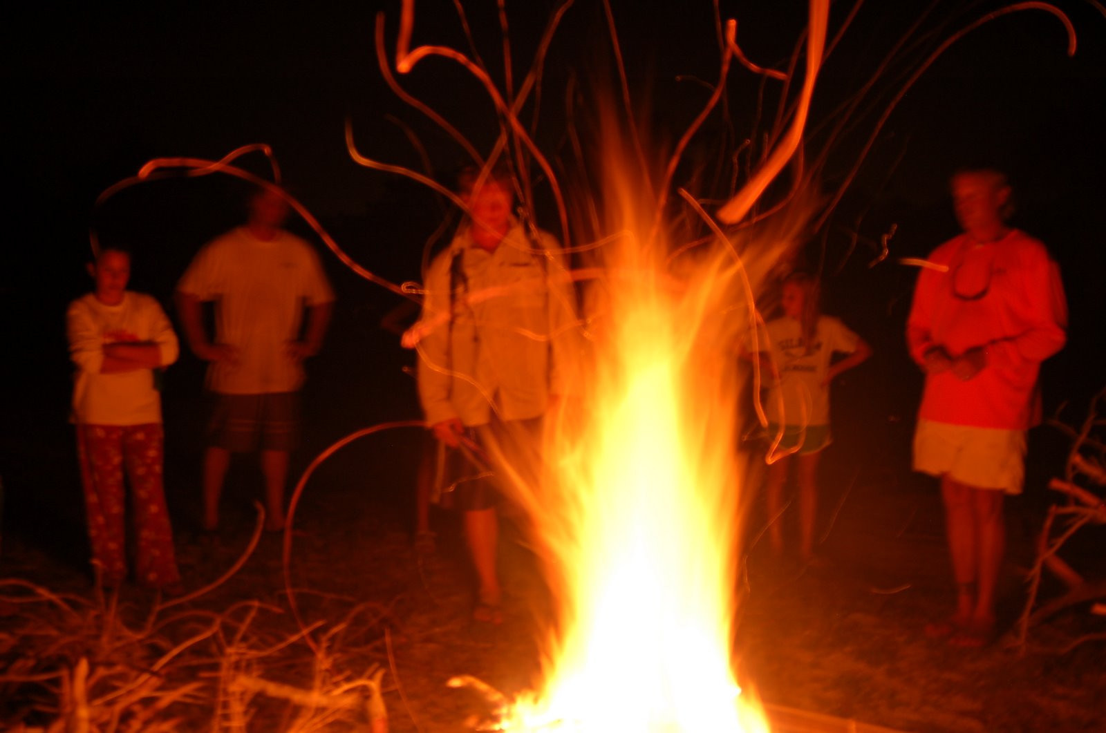 Campfires are an essential part of any outdoor adventure.